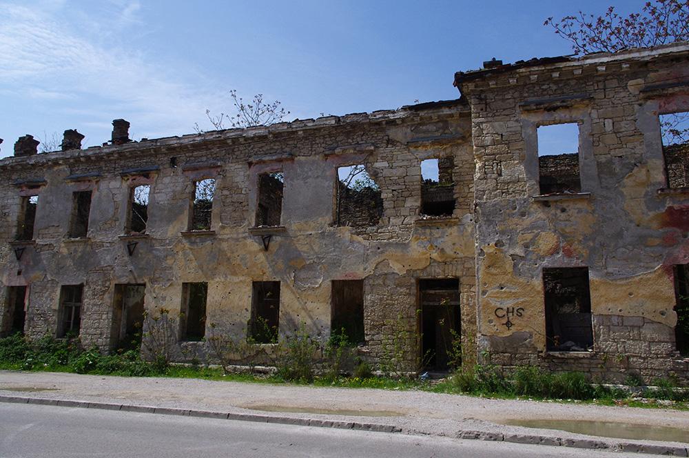 Abandoned,Bosnia