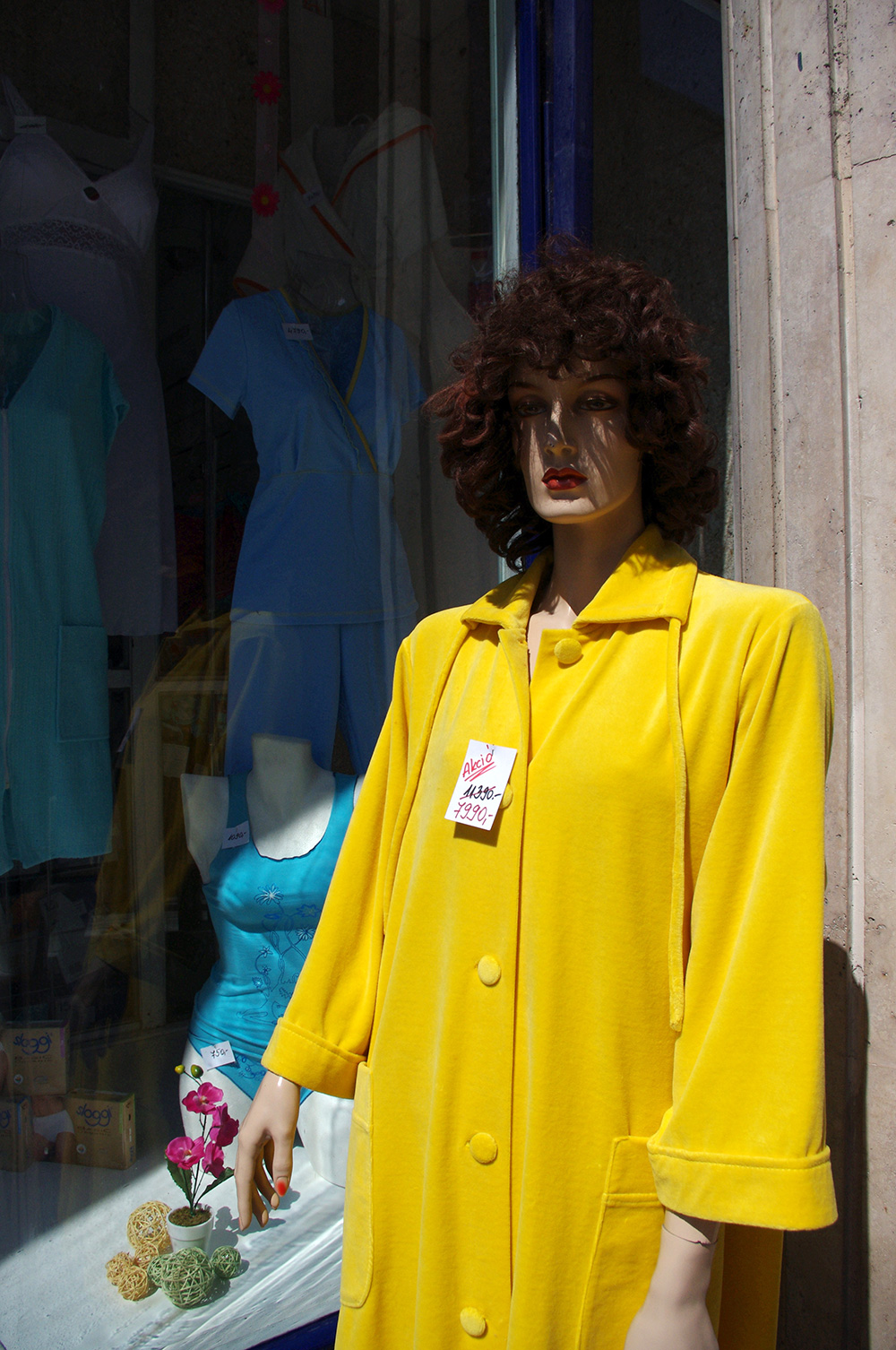 Mannequin in Hungary