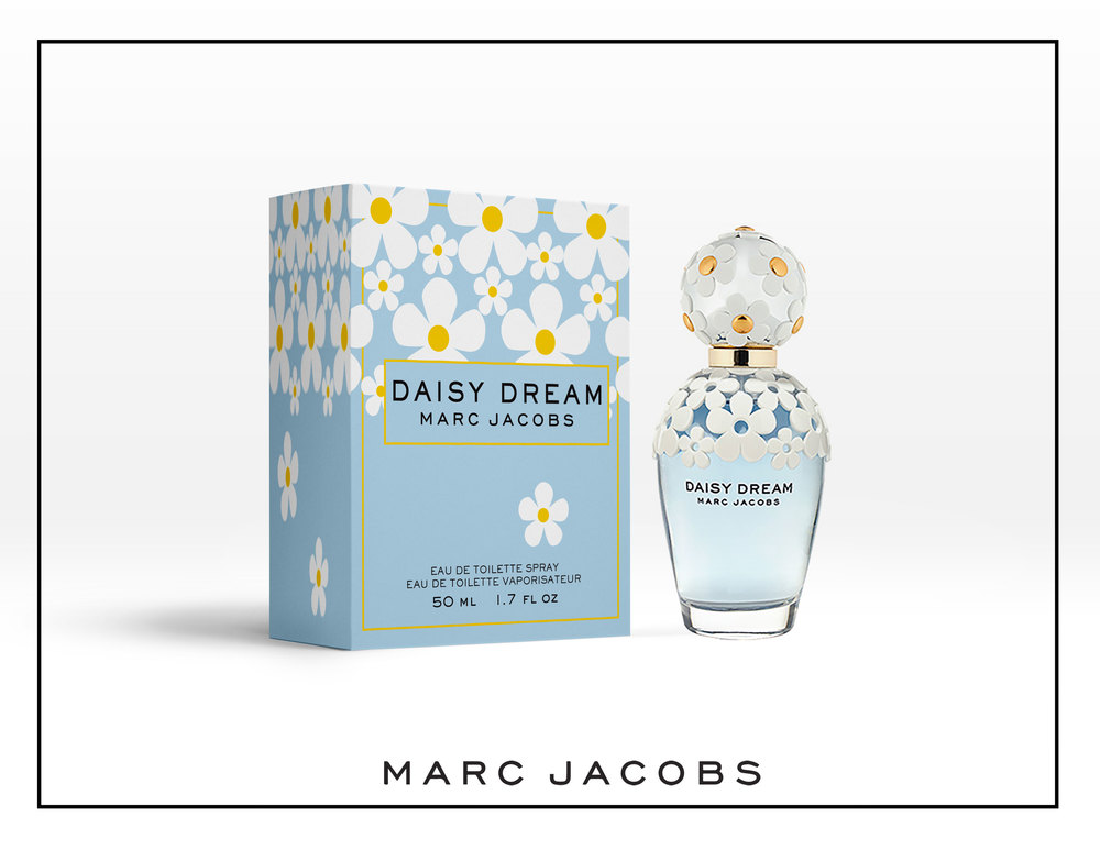 Marc Jacobs Daisy Dream Packaging