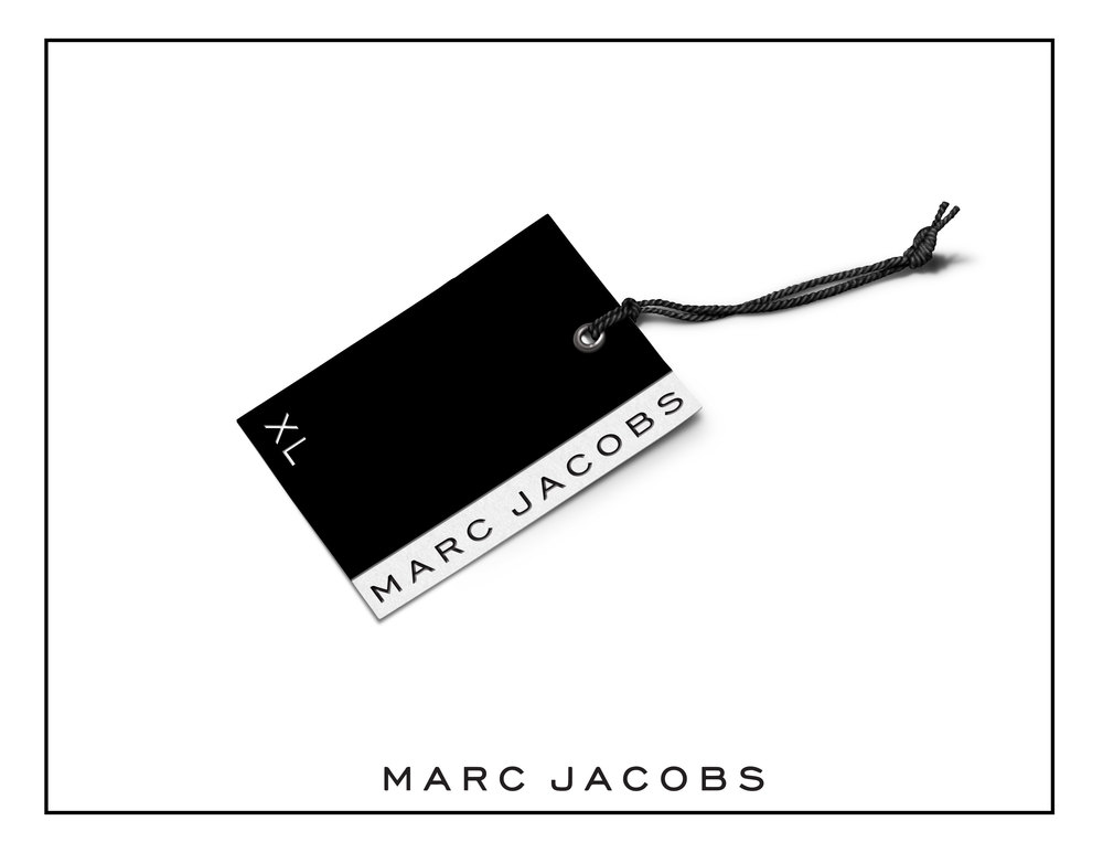 Marc Jacobs Hang Tag