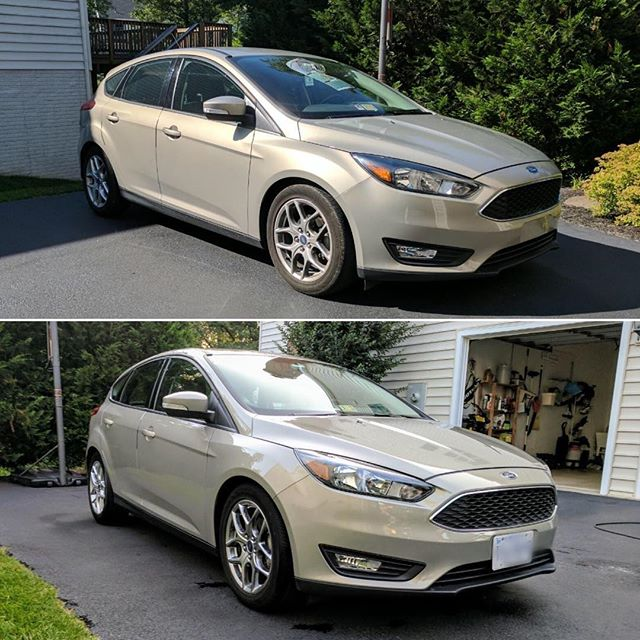 This 2015 Ford Focus SE just received our Gold Standard services on its Exterior and Interior. Let @ClutchDetail make your ride shine and you can be the envy of your block or office parking lot! • For a limited time, save 30% on interior packages when booked with an exterior package. www.ClutchDetail.com | 240-CLUTCH-1