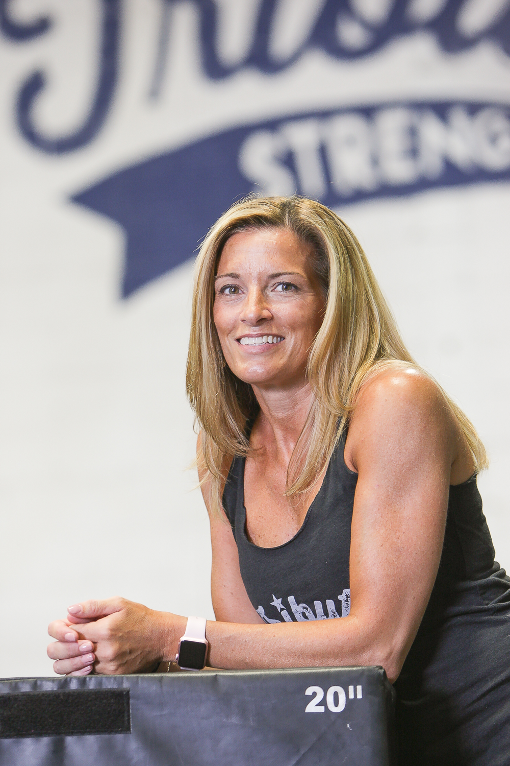 Colleen Frank - CF-L1 Trainer