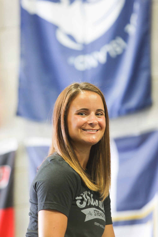 Samantha Giordano - CF-L1 Trainer
