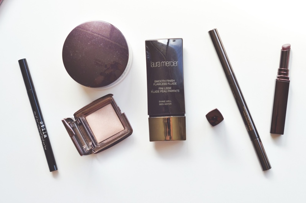Hourglass Brow, Hourglass Dim Light, Laura Mercier, Laura Mercier Sin, Laura Mercier Fluide