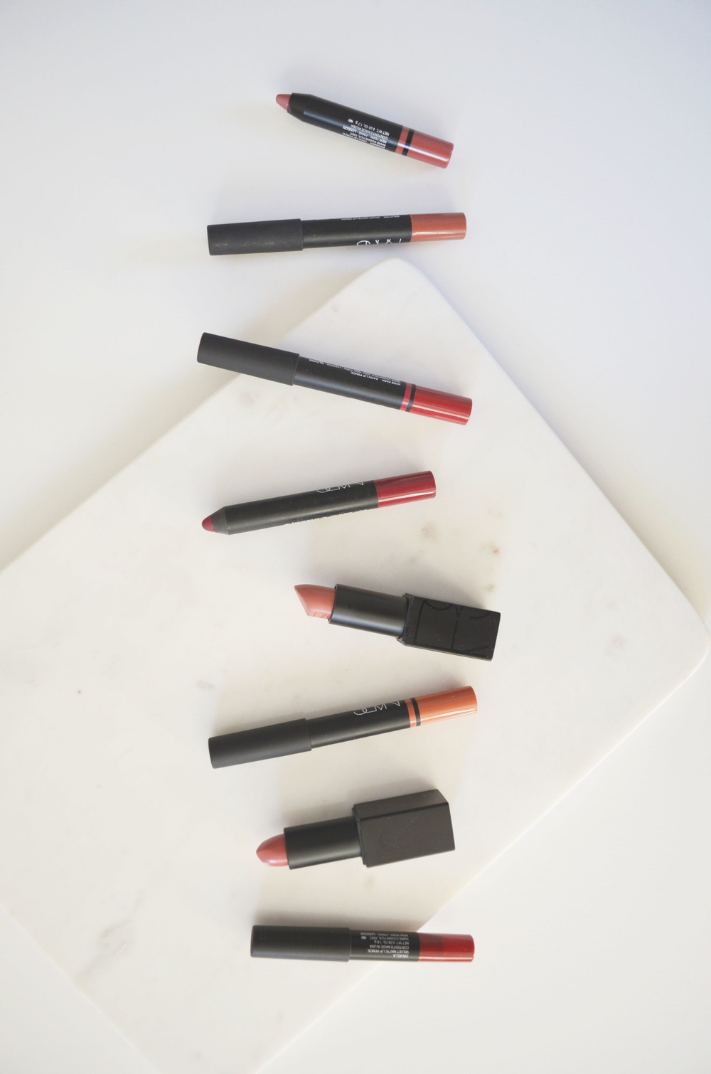NARS-Lipstick-Collection