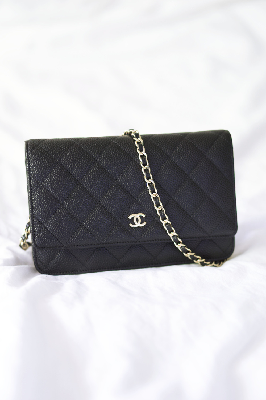 Chanel-WOC-Caviar-Gold
