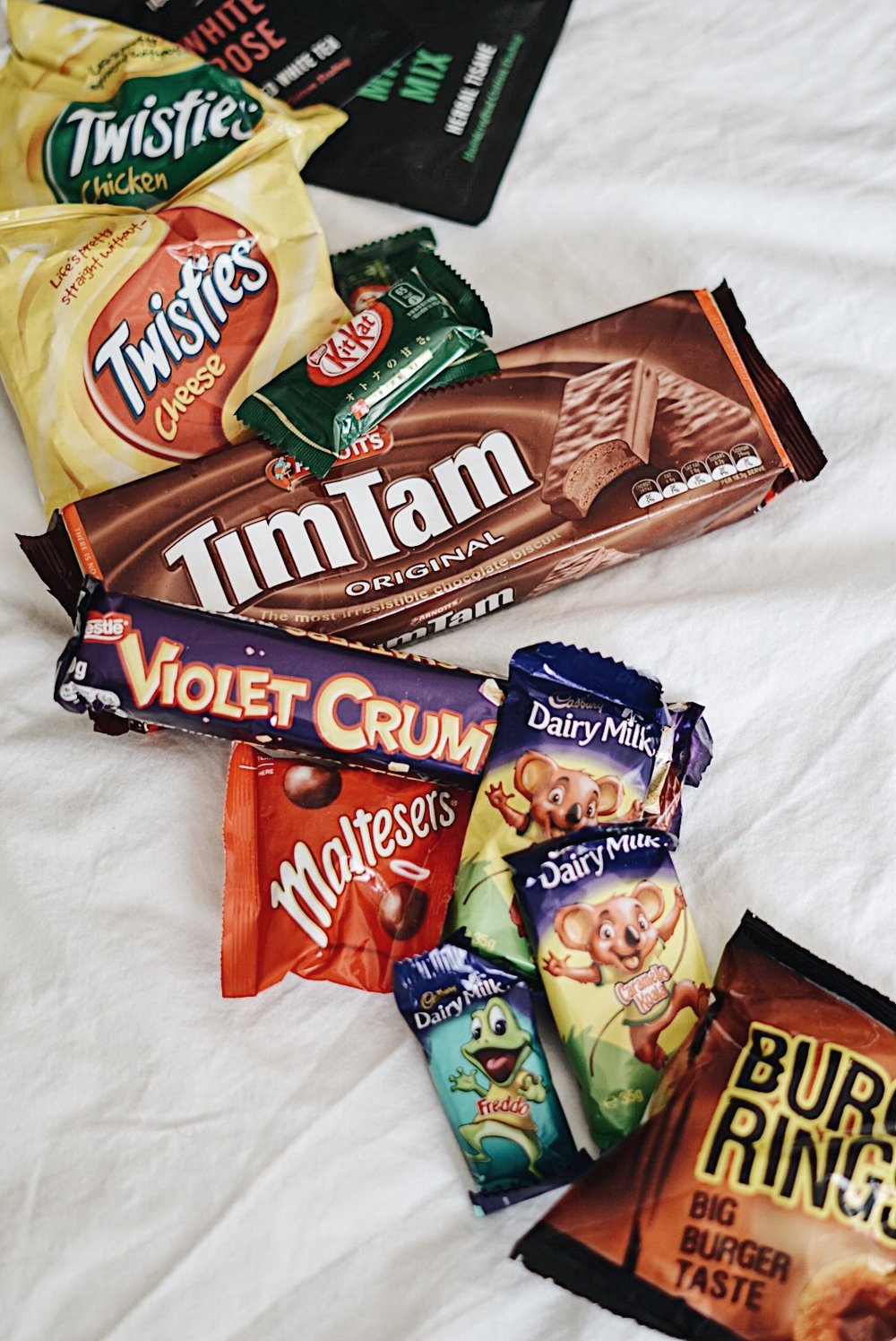 australian-snacks-tim-tam-violet-crumble-burger-rings-twisties
