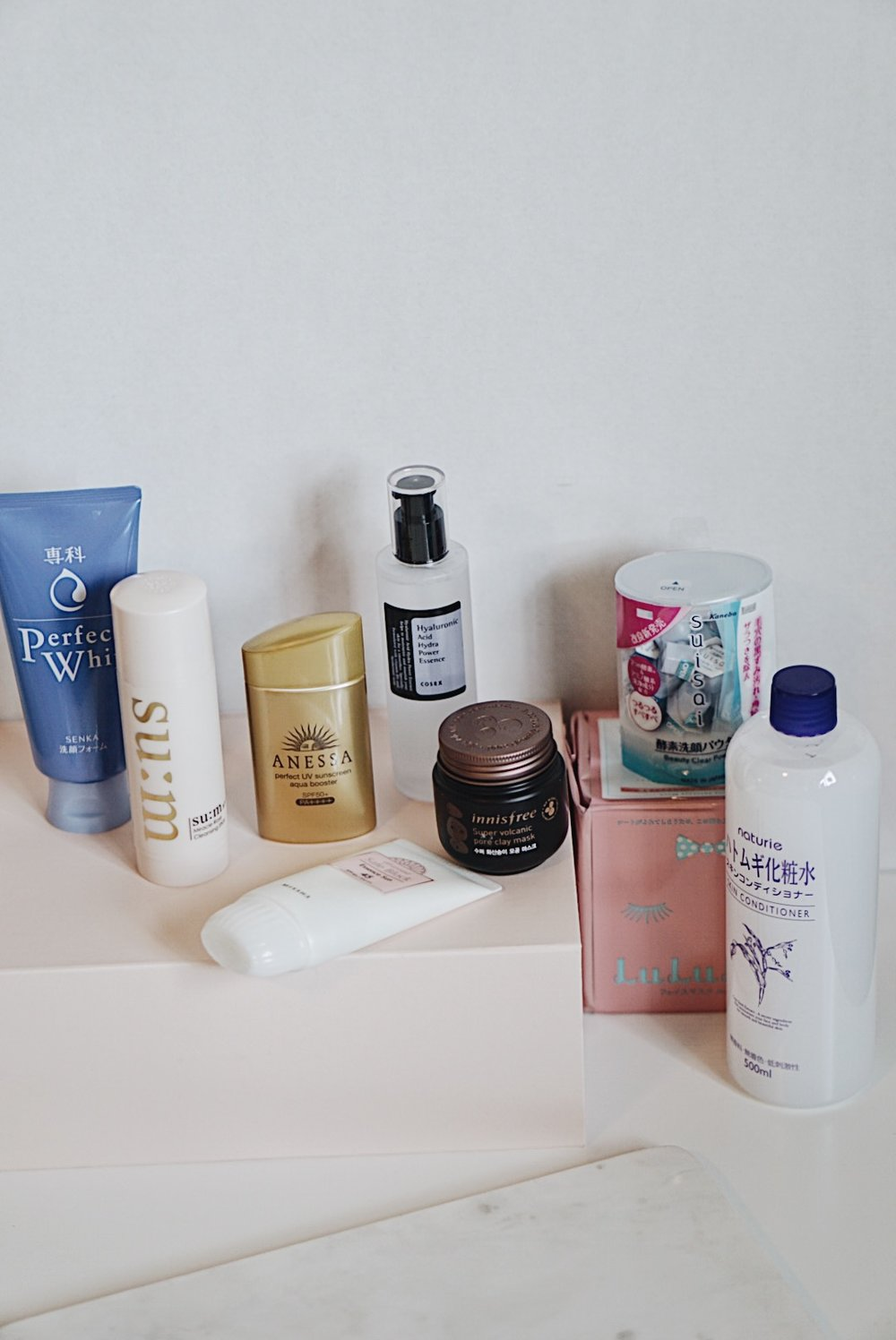 Asia Skincare Haul - What To Buy If You're From The US
