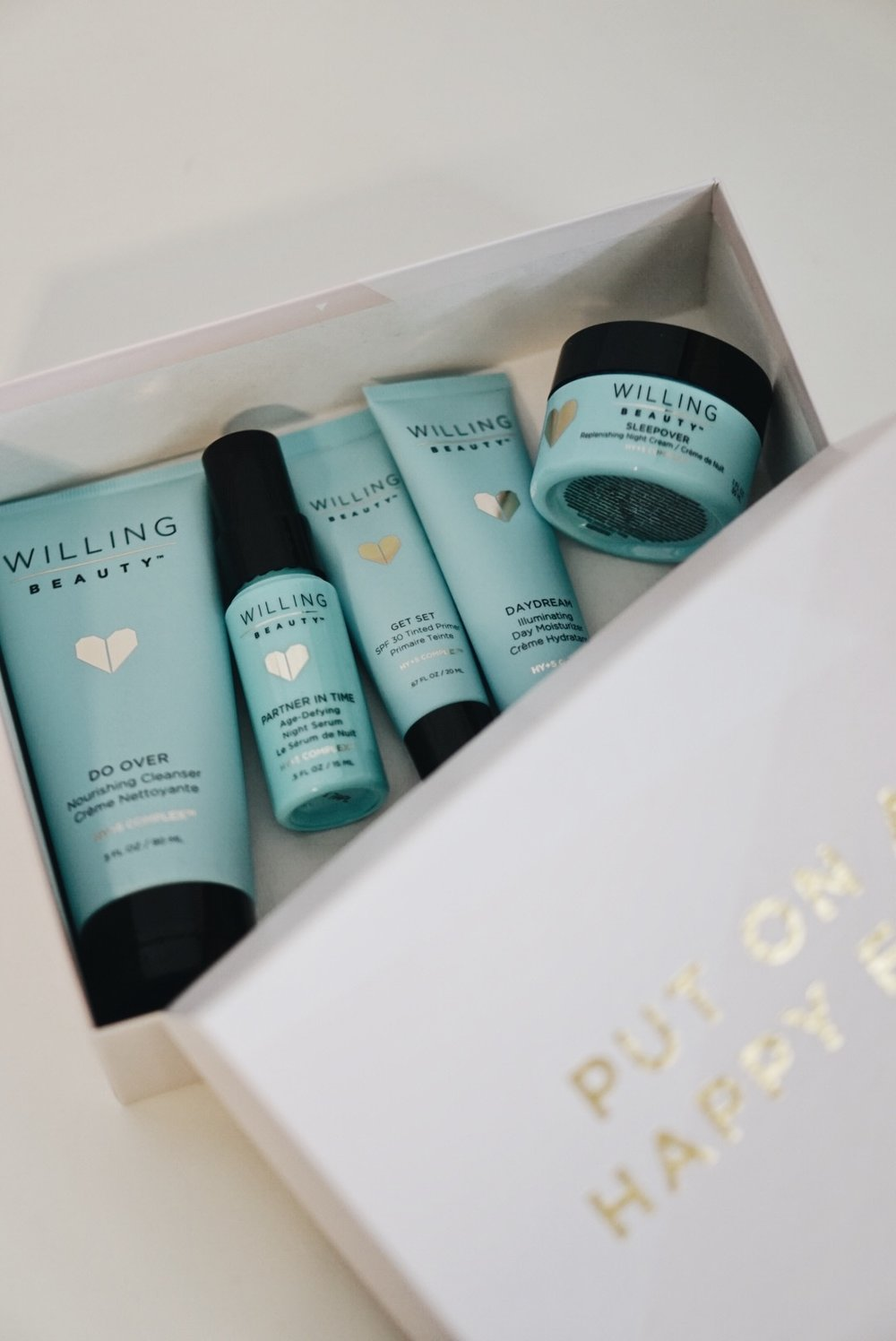 Willing Beauty Skincare - Review