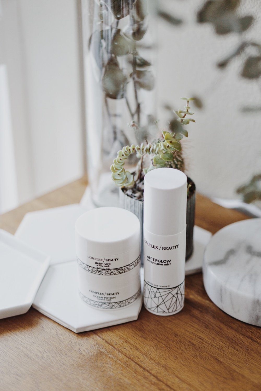 Complex Beauty Skincare Giveaway