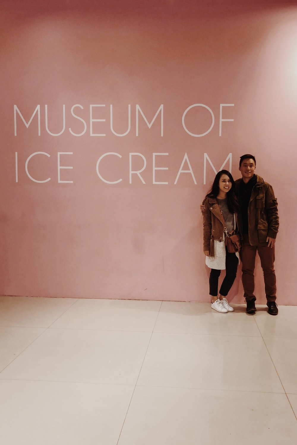 Museum of Ice Cream Milennial Pink