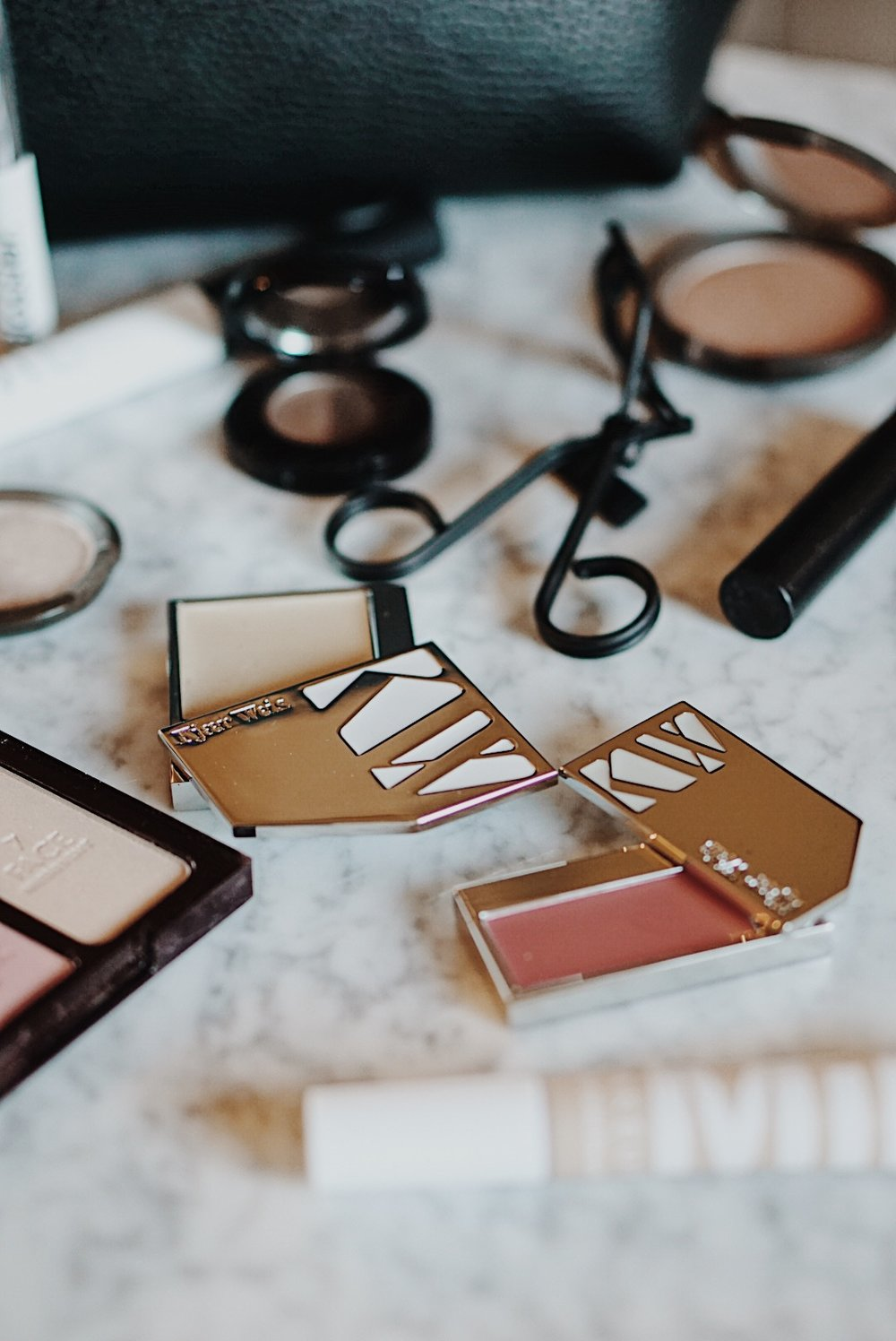 December Makeup Bag - Kjaer Weis