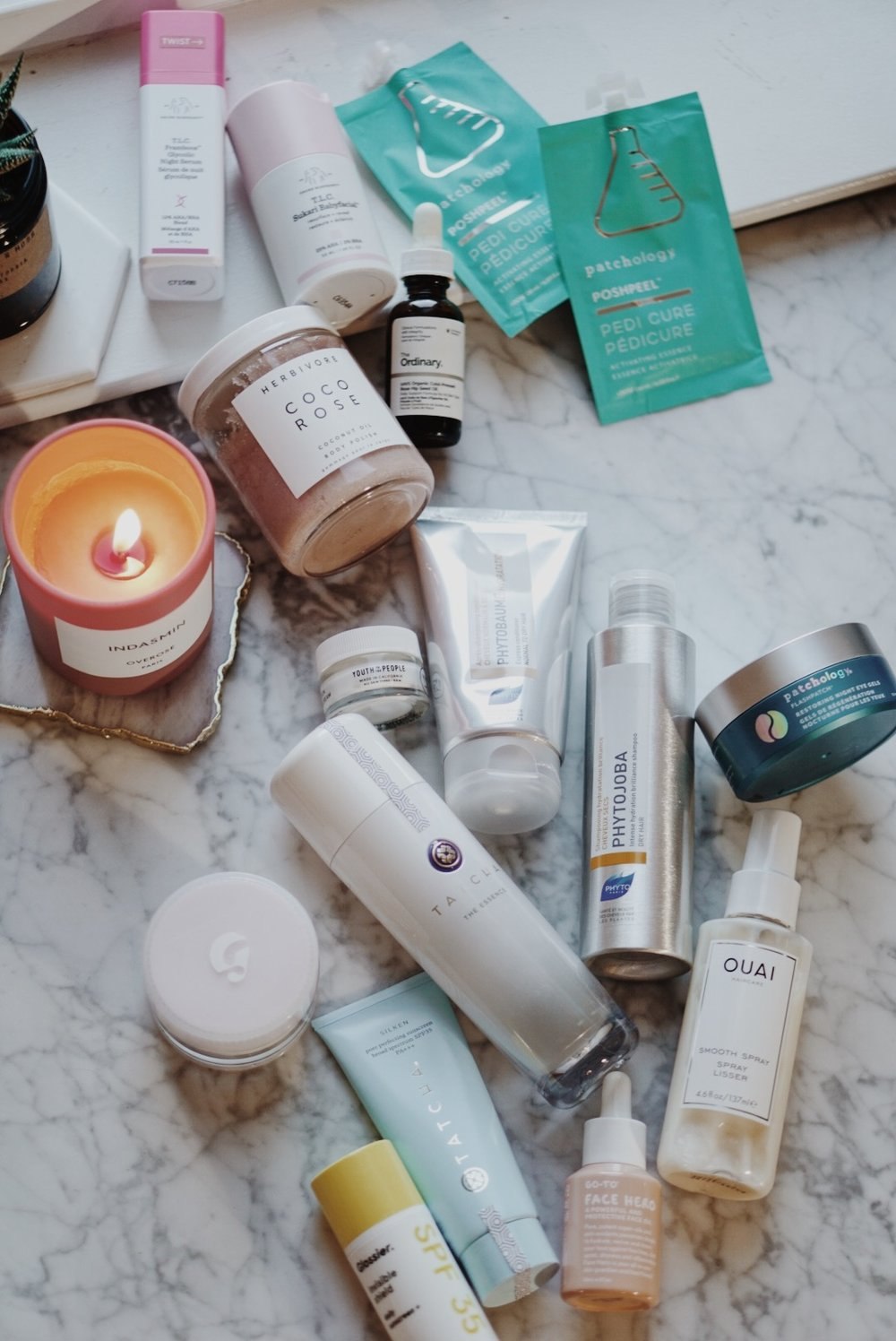 CHY 2017 Favorites Skincare Haircare