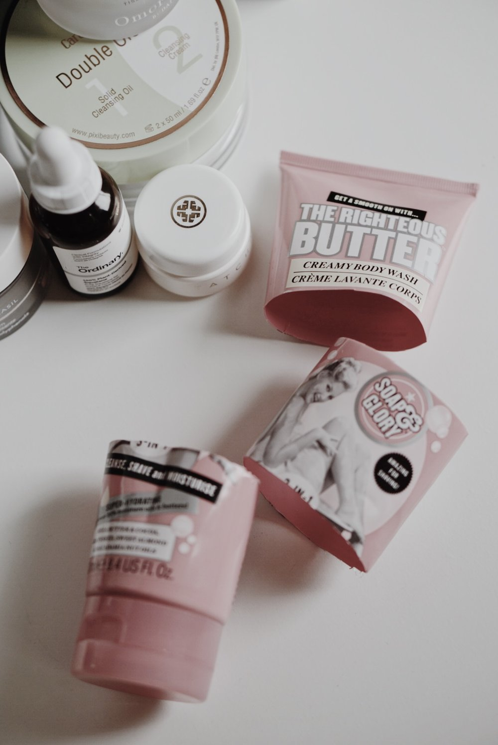 Soap and Glory Righteous Butter Body Wash Review