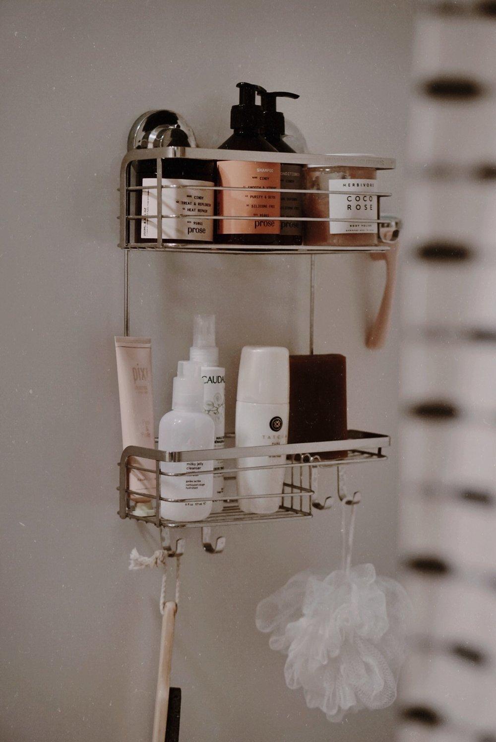 Shower Shelfie ft. Prose Haircare - Review
