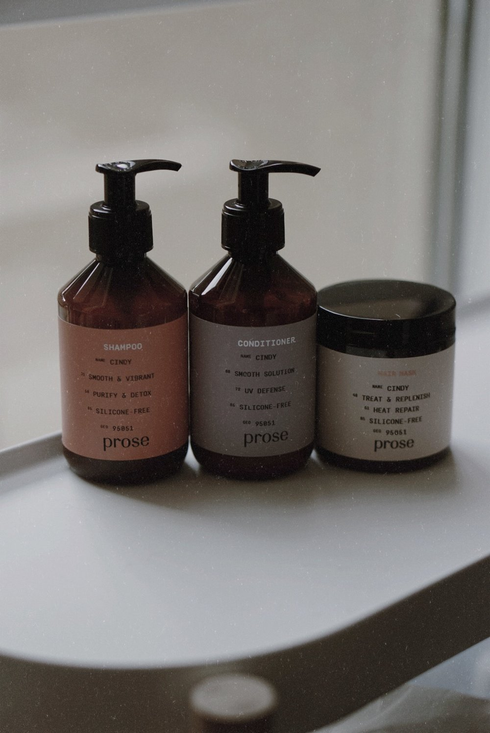 Prose Customized Haircare / Review
