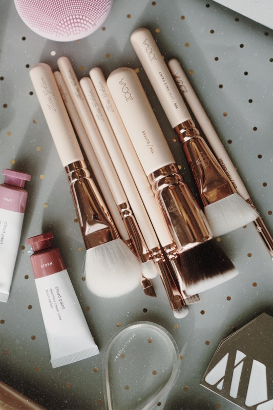 CHY Gift Guide - Beauty Wishlist: Zoeva Brushes
