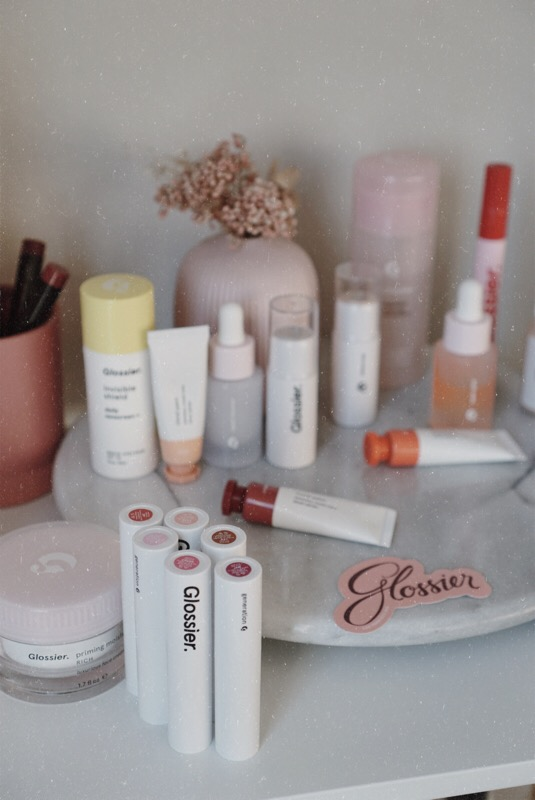 Thoughts on Glossier Long Term, Glossier Discount, Glossier Rep