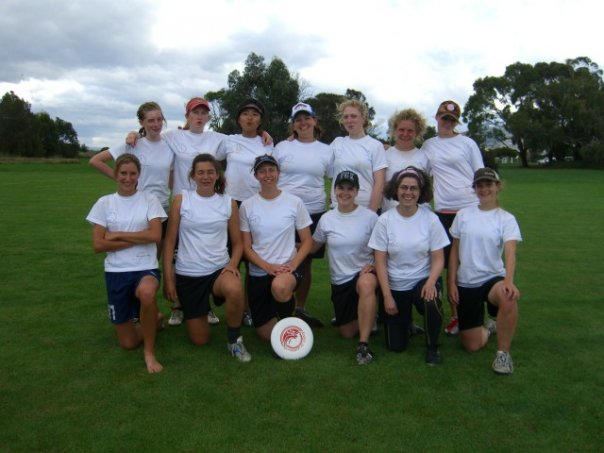 """Team Box"" - victors at Southern Australian Regionals 2007"