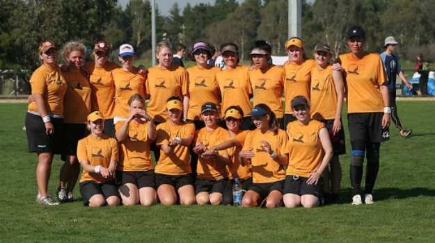The original team in 2007
