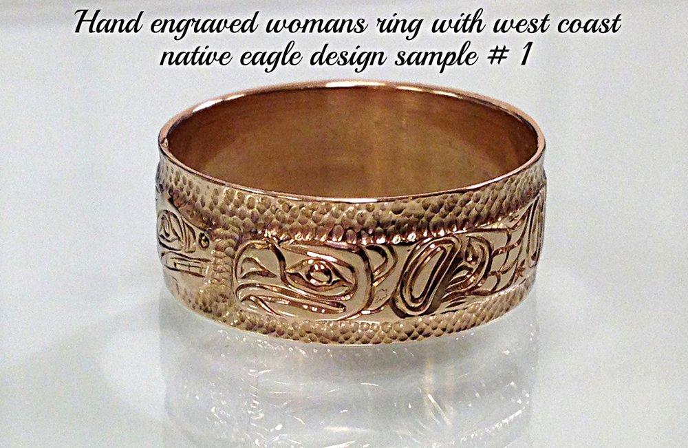 ring with west coast eagle #2 good.jpg