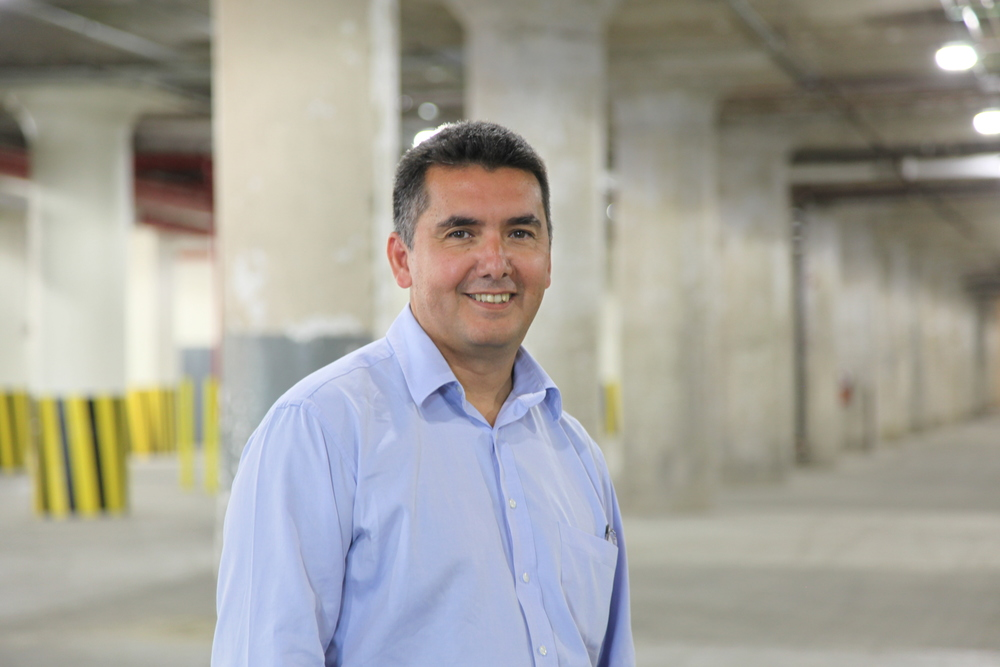 Willy Zambrano, AIA, LEED AP, NCARB, AIA Queens Chapter President