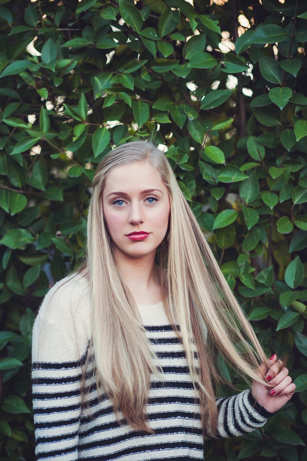 Teenager Portrait // Ashley Petersen Photo