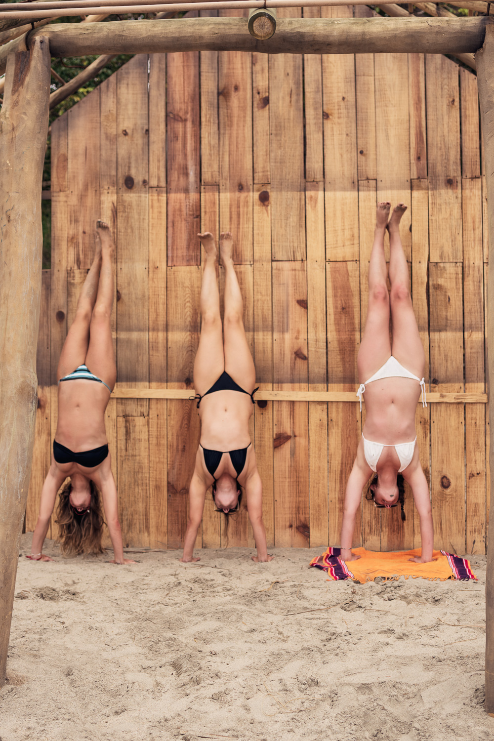 Beau Garrett, Erin Chiamulon and Katherine Fairfax Wright // Ashley Petersen Photo