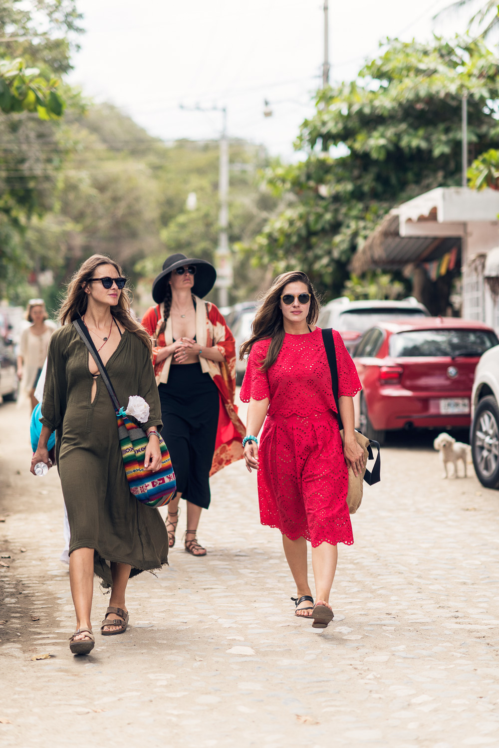 Beau Garrett and Erin Chiamulon in Sayulita // Ashley Petersen Photo