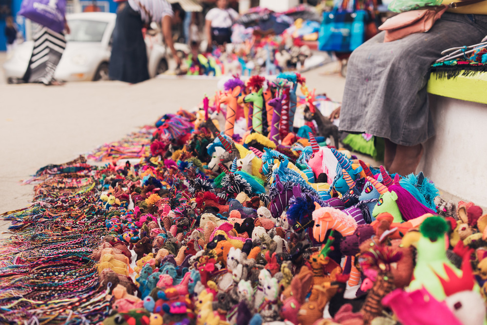 Handmade Goods in Sayulita // Ashley Petersen Photo