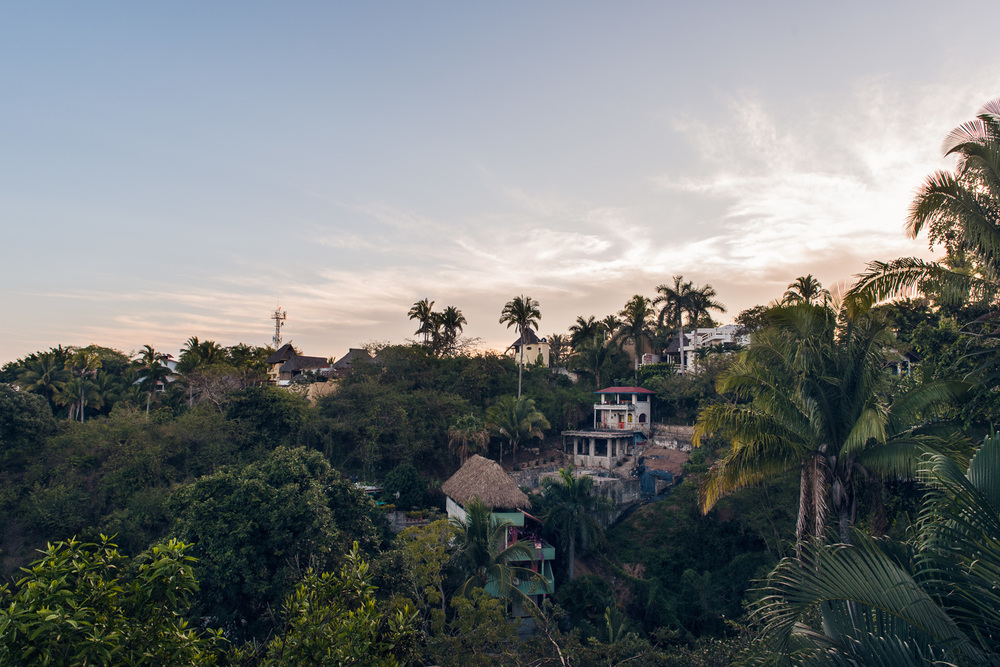 Sunrise in Sayulita, Mexico // Ashley Petersen Photo
