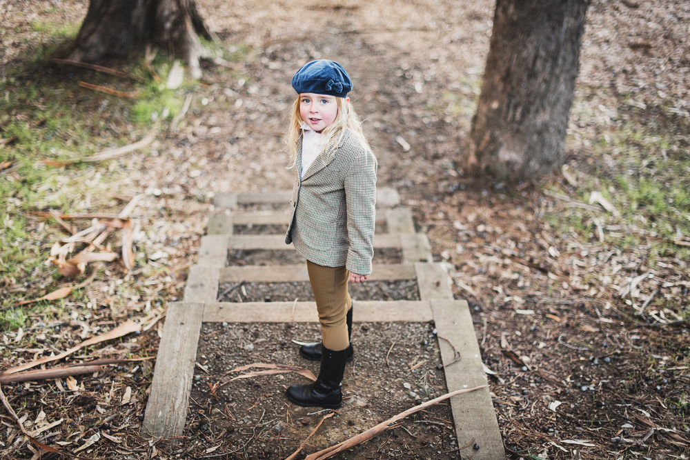 Kids Portraiture in San Francisco   // Ashley Petersen Photo