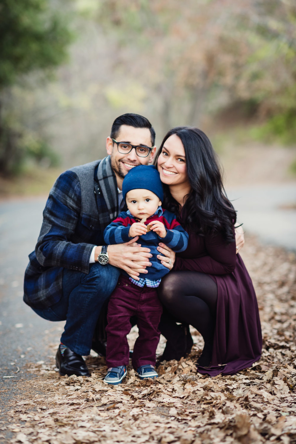 Family Session at the Lafayette Reservoir