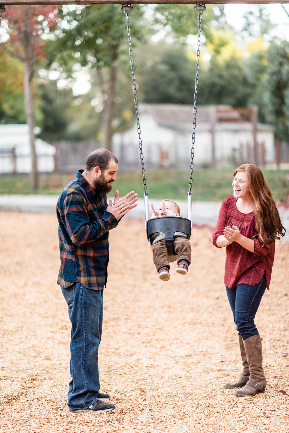 FamilylLifestyle session at Hap Magee Park in Danville, CA.