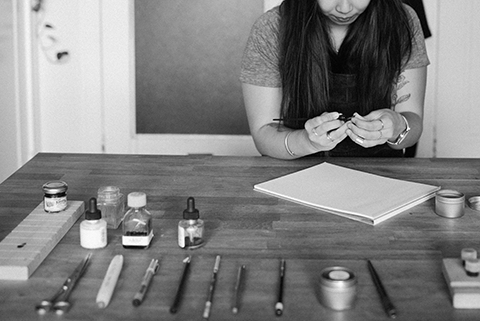 The-Windsor-Workshop-MINDFUL-CALLIGRAPHY-studio-tools.jpg