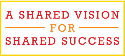 A Shared Vision For Shared Success