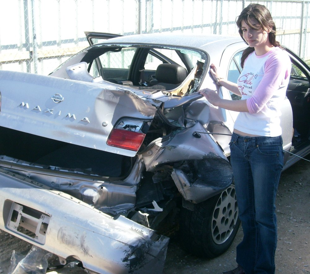 Car Wreck Photo
