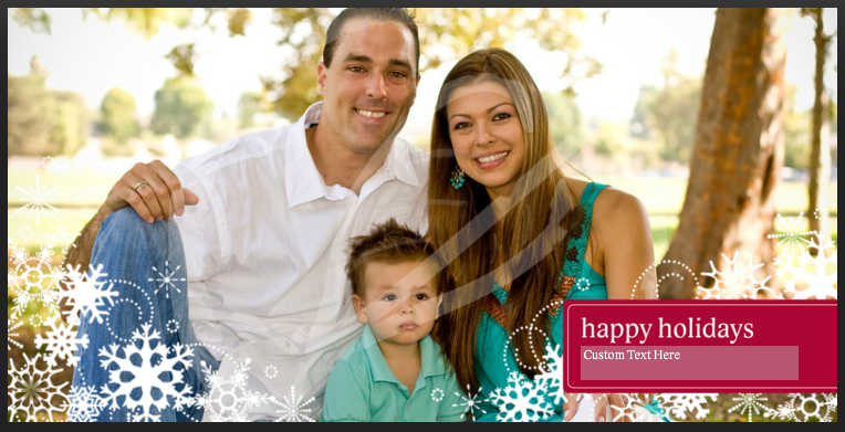 Blackwell Photography Holiday Cards