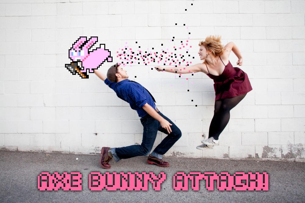 7 Bunny blast