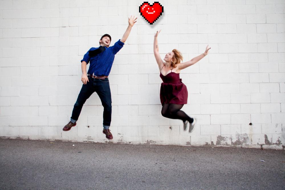 8 Heart Jump