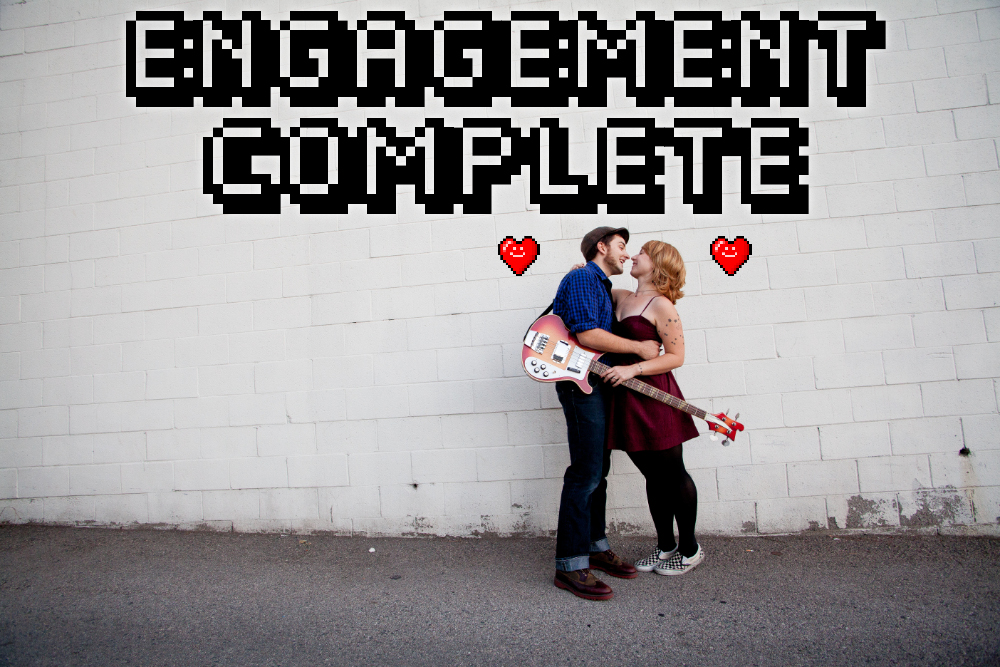 9 Engagement complete