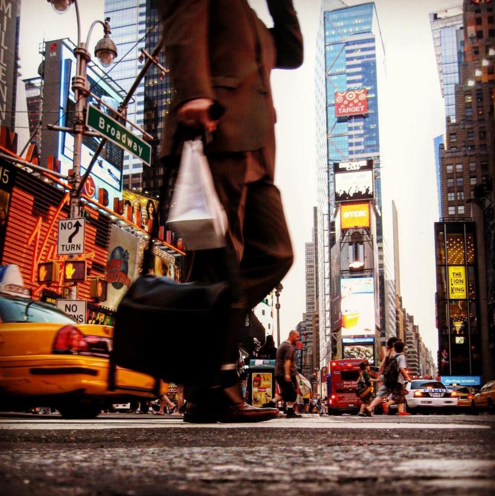 Times Square, NYC NY