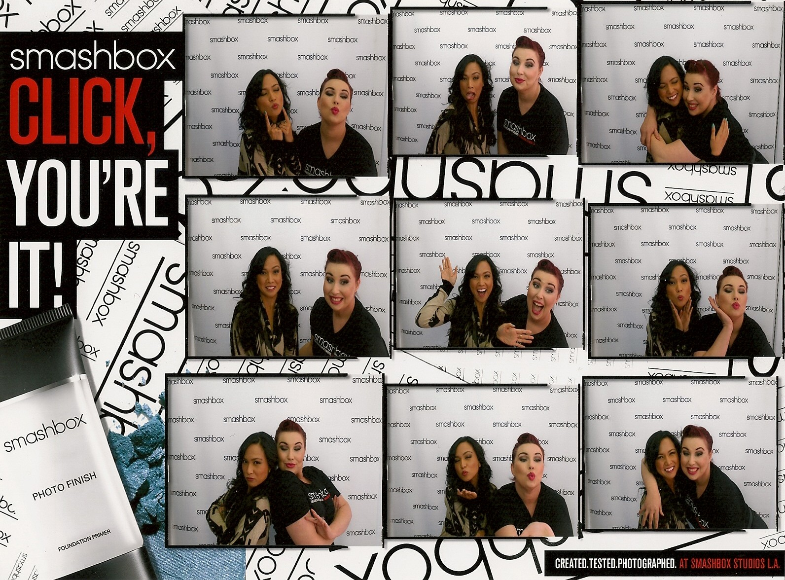 PHOTO BOOTH TIME :)
