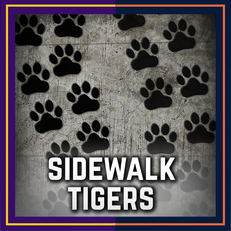 Sidewalk Tigers - Sidewalk Tigers