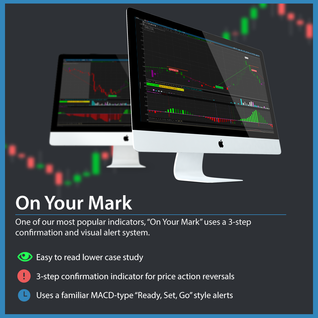 On Your Mark — Enhanced Investor