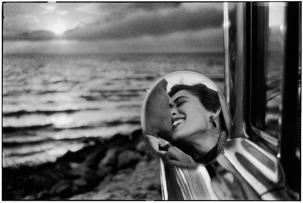 California Kiss, 1955   銀鹽影像