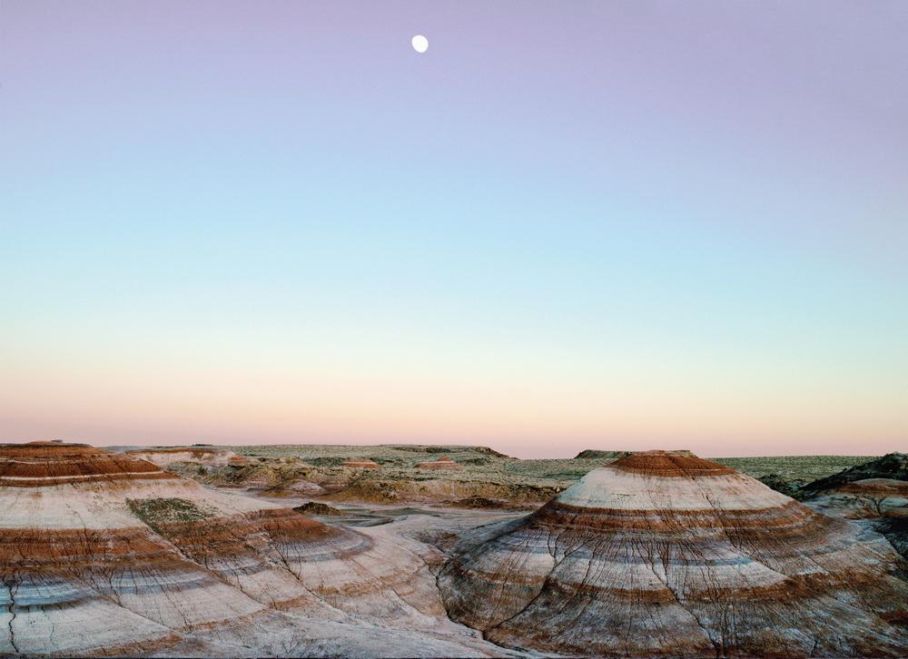 Mars Desert Research Station #0  火星協會,聖拉斐爾膨脹,猶他州,美國, 2008  100x 300  厘米 / 153 x 200  厘米 / 180 x 235  厘米
