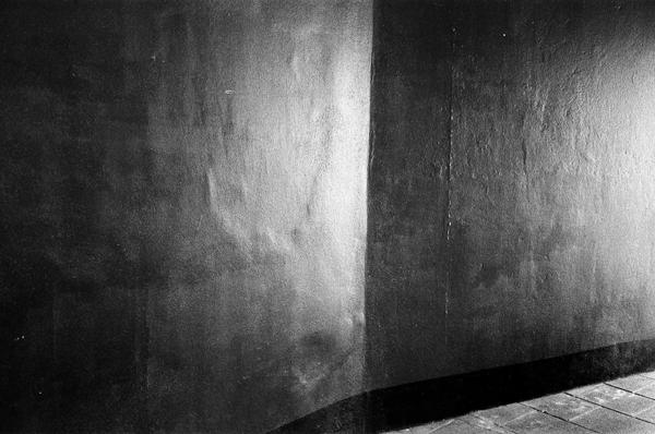 博物館的門廊  法蘭克福薩克森博物館  2014年夏  28 x 35.5 厘米/ 51 x 61 厘米