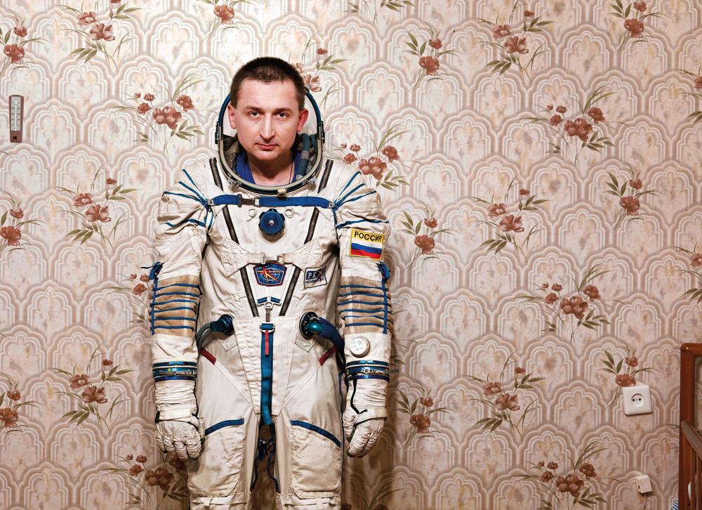 General Boris V.  加加林太空人培訓中心[GCTC], 星城,俄羅斯, 2007   100 x 130   厘米/ 153 x 200   厘米/ 180 x 235   厘米