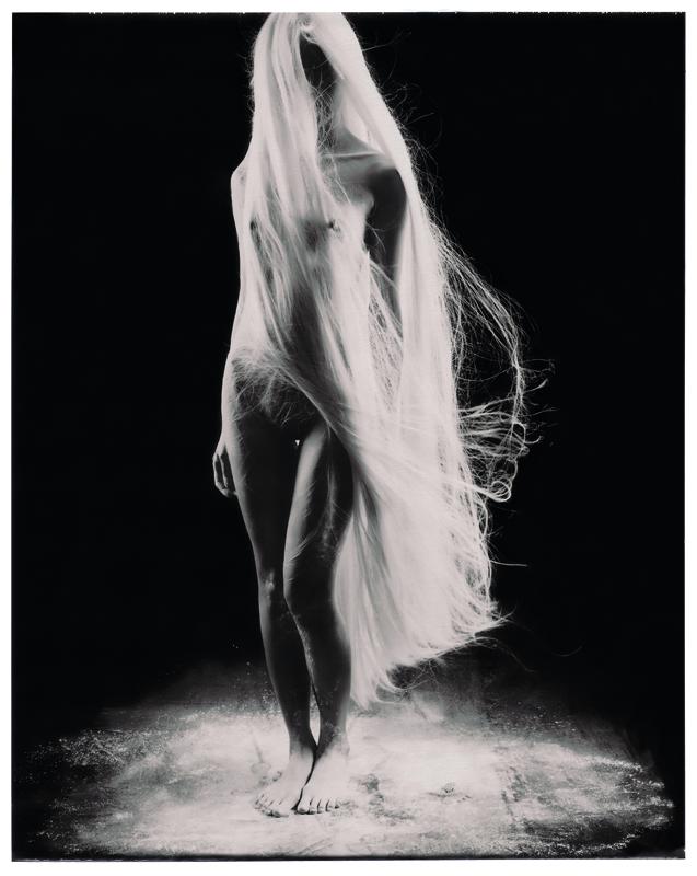 白髮魔女 #2, 2007    相片尺寸:142 x 108厘米/  影像尺寸:124 x 96厘米